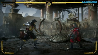 Mortal Kombat 11 - Raiden vs Scorpion