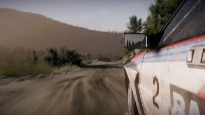 WRC 10 - Announcement Trailer