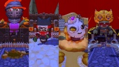 Zombie Rollerz: Pinball Heroes - Announcement Trailer