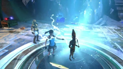 Lara Croft and the Temple of Osiris - Downloadable Content & Community Challenges Trailer