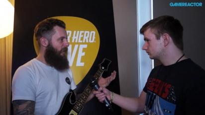 Guitar Hero Live - Jamie Jackson Interview