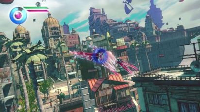 Gravity Rush 2 - Paris Games Week Trailer