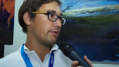 Northgard - Nicolas Cannasse-intervju