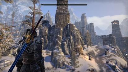 The Elder Scrolls Online - Sony PlayStation 4 Pro 4K Trailer