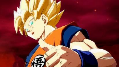 Dragon Ball Fighter Z - Gameplay 1