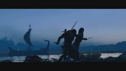 Assassin's Creed Origins: E3 2017 Mysteries of Egypt Trailer