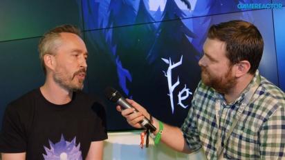 Fe - Vi pratar med Klaus Lyngeled
