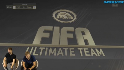 FIFA 18 - Gamereactor's FIFA Ultimate Team (#2)