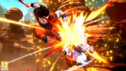 Dragon Ball FighterZ - Gohan Adult Trailer