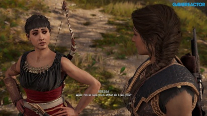 GRTV spelar Assassin's Creed Odyssey - Odessa Questline Gameplay