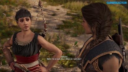 GRTV spelar Assassin's Creed Odyssey - Odessa Questline Gameplay