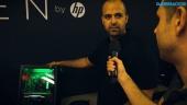 GRTV pratar om Omen by HP med... HP