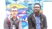 Team Sonic Racing - Derek Littlewood och Ben Wilson intervjuade