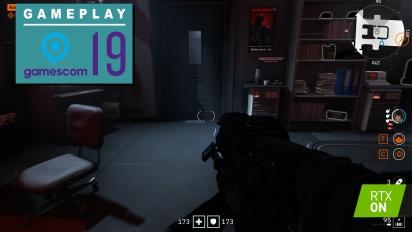 GRTV på Gamescom 19: Vi spelar Wolfenstein: Youngblood hos Nvidia
