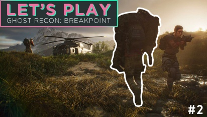 Let's Play Ghost Recon: Breakpoint - Episod 2