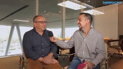 GRTV intervjuar folket från Riot Games
