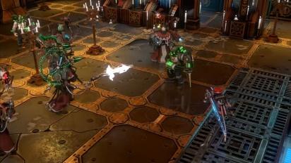 Warhammer 40,000: Mechanicus - Console Release Trailer