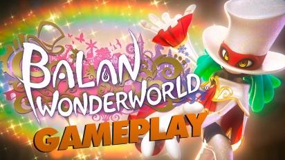 GRTV spelar Balan Wonderworld