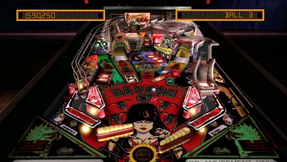 Pinball Arcade - Elvira and the Party Monsters table Trailer
