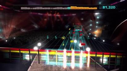 Rocksmith - Nickleback DLC Trailer