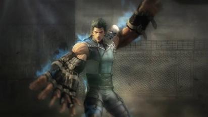 Fist of the North Star: Ken's Rage 2 - Wii U Launch Trailer