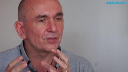 GC13: Godus - Peter Molyneux-intervju