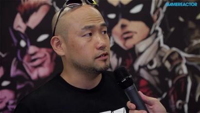GC 13: The Wonderful 101 - Hideki Kamiya-intervju