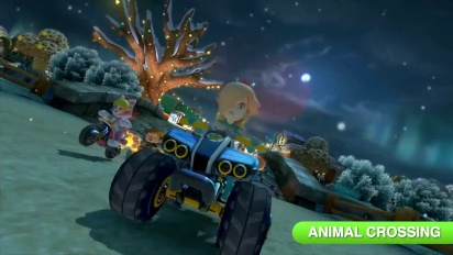 Mario Kart 8 - DLC Pack 2 Launch Trailer