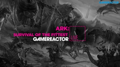Ark: Survival of the Fittest - Livestream-repris