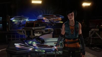 Xcom 2 - Shen's Last Gift DLC Launch Trailer