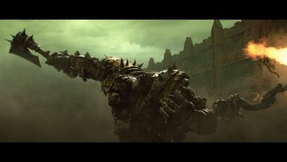Warhammer 40,000: Dawn of War 3 - The Exordium Opening Cinematic