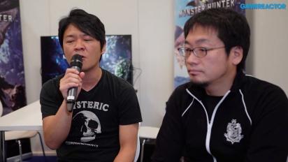 Vi pratar Monster Hunter: World med utvecklarna