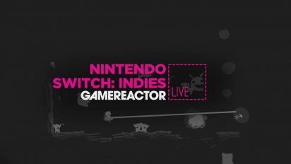 Vi spelar en himla massa indiespel till Switch