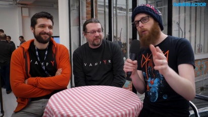 Vampyr - Vi pratar med Gregory Szucs & Stéphane Beauverge