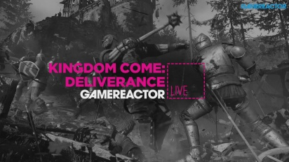 Gamereactor TV spelar Kingdom Come: Deliverance