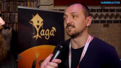 GRTV intervjuar skaparen av Yaga