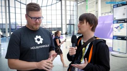 GRTV intervjuar utvecklarna bakom Stormdivers