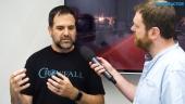GRTV intervjuar teamet bakom Crowfall