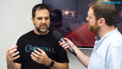 GRTV intervjuar teamet bakom Crowfall