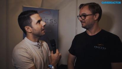 GRTV träffar studion bakom The Endless Mission