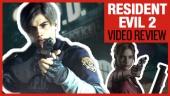 Resident Evil 2 - Videorecension