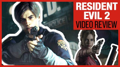 Resident Evil 2 - Videorecension