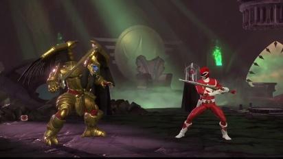 Power Rangers: Battle for the Grid - Gameplay Trailer