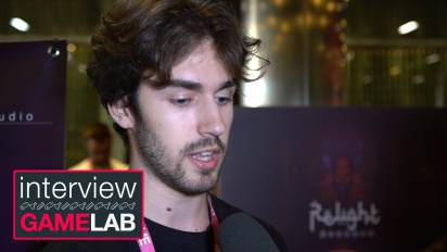 Relight - Pedro López Interview