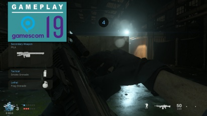 GRTV på Gamescom 19: Vi spelar Call of Duty: Modern Warfare hos Nvidia