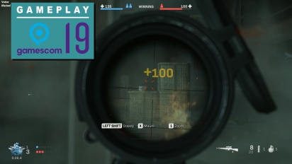GRTV på Gamescom 19: Vi spelar (ännu mer) Call of Duty: Modern Warfare med RTX