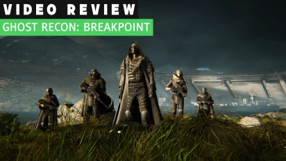 GRTV videorecenserar Ghost Recon: Breakpoint
