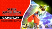 Super Smash Bros. Ultimate - Decisive Square Enix Battle Gameplay