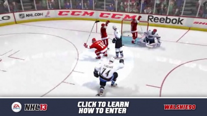 NHL 13 - Plays of the Week Round 11